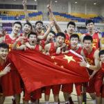 China - FIBA Asia U18