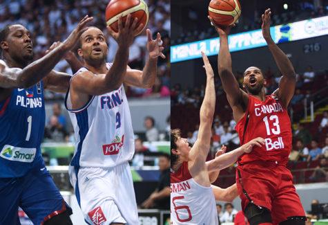 FIBA OQT Semifinals Schedule