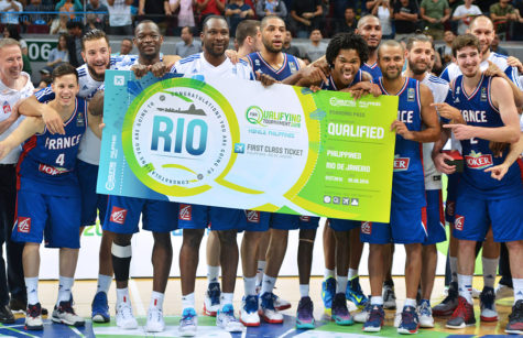 France - 2016 FIBA OQT Manila Champions