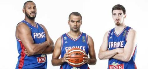 France Final Player Roster for FIBA OQT