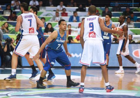 France vs Gilas Pilipinas