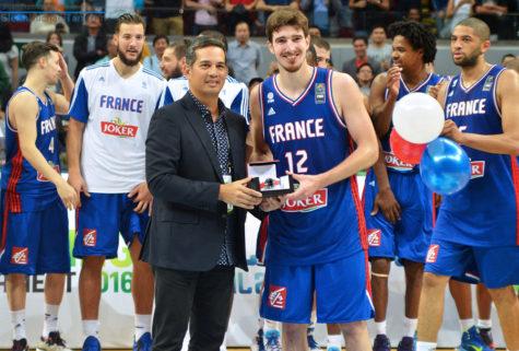Nando de Colo - FIBA OQT Manila MVP