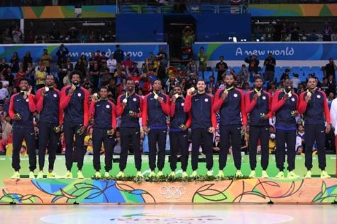 2016 Rio Olympic Basketball Final Standings