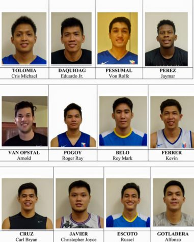 Gilas Pilipinas Final 12 Roster for FIBA Asia Challenge