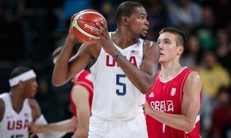 Rio Olympics Basketball Finals