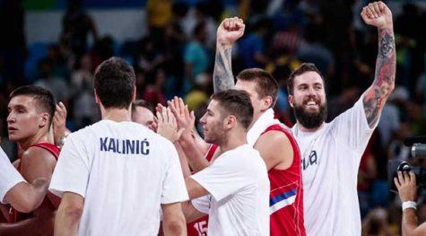Serbia vs Australia
