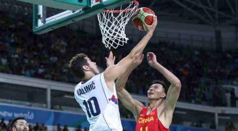 Serbia vs China