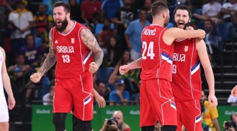 Serbia vs Croatia