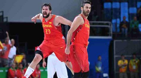 Spain vs Nigeria