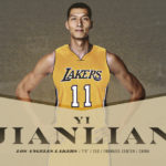 Yi Jianlian Lakers