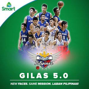 Smart Gilas Pilipinas