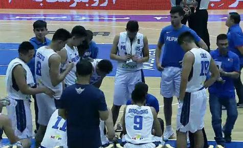 Gilas Pilipinas vs India