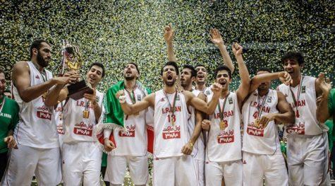 Iran FIBA Asia Challenge