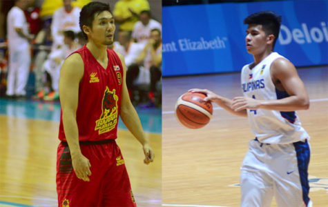 Joseph Yeo, Kiefer Ravena - Mighty Sports