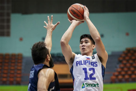 Mac Belo - Gilas vs India