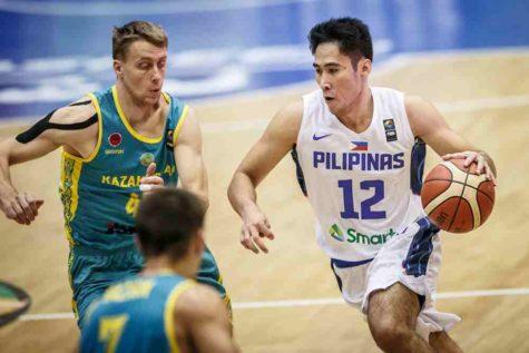 Mac Belo - Gilas vs Kazakhstan