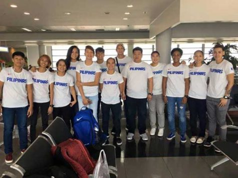 Perlas Pilipinas Roster for SEABA Women's Championship