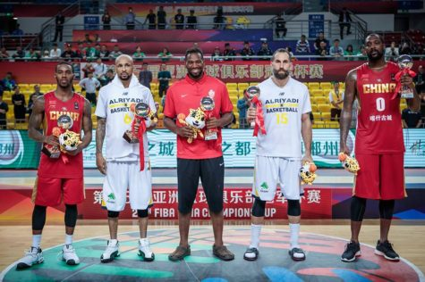 FIBA Asia Champions Cup All-Star 5