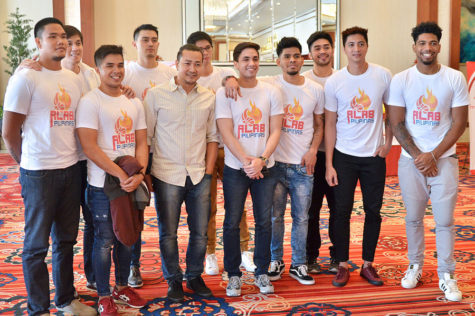 Alab Pilipinas Initial Player Roster