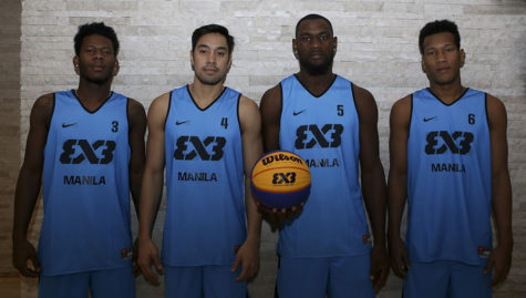 Team PH FIBA 3x3 All Stars