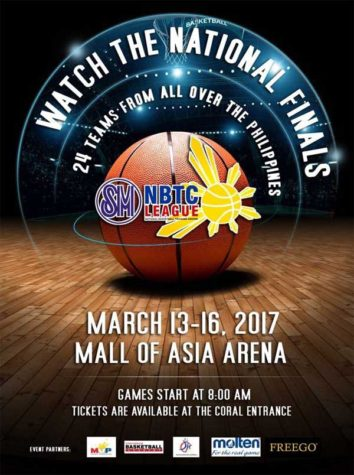 NBTC League Finals 2017