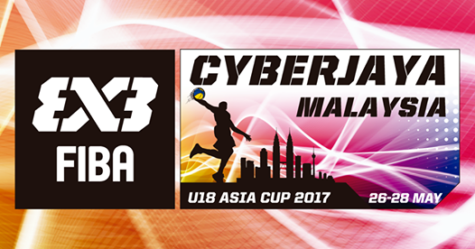 FIBA 3x3 U18 Asia Cup 2017