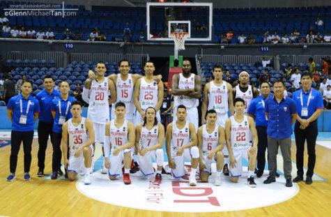 Gilas Pilipinas - 2017 SEABA Championship