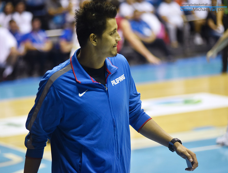 Ex-Gilas forward Pingris happy to see national team's ...