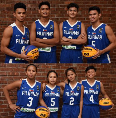 Philippines 3x3 U18 Team