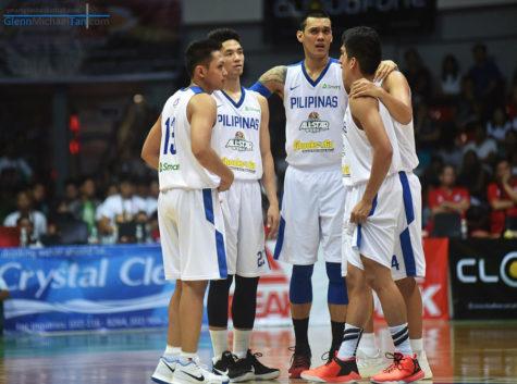 Raymond Almazan - Gilas Pilipinas