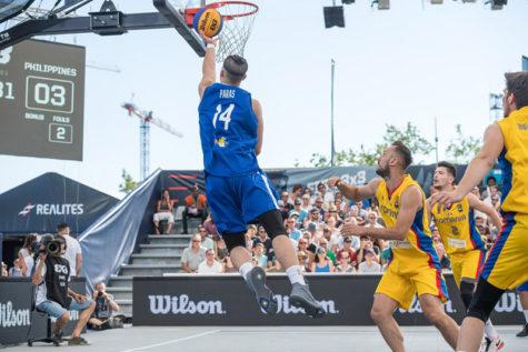 Kobe Paras - FIBA 3x3 World Cup