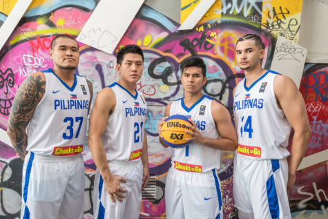 Philippines - FIBA 3x3 World Cup