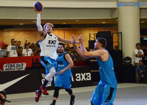Terrence Romeo - FIBA 3x3