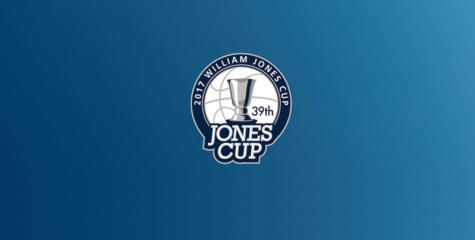 2017 Jones Cup Schedule