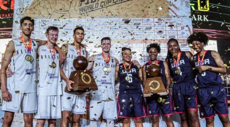 FIBA 3x3 U18 World Cup Champions