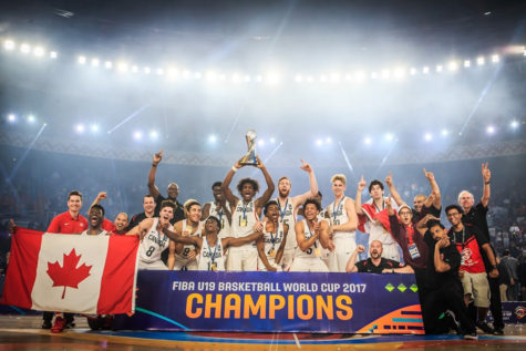 FIBA U19 Basketball World Cup Champions