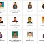 India Roster - 2017 Jones Cup