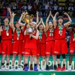 Japan FIBA Women's Asia Cup Champions