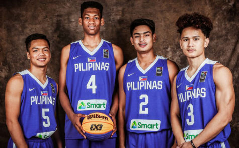 Philippines - 2017 FIBA 3x3 U18 World Cup