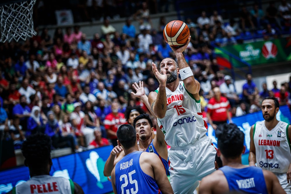 Gilas Pilipinas lost to Lebanon, will face Jordan for 7th ...