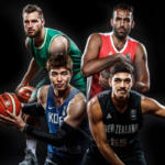 FIBA Asia Cup Quarterfinals Results