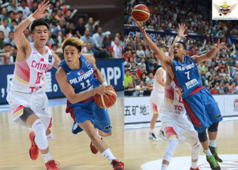 Gilas Pilipinas vs China