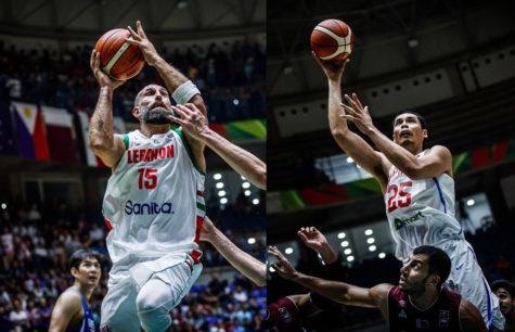 Gilas Pilipinas vs Lebanon