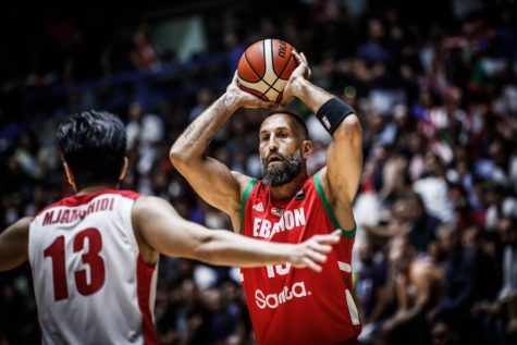 Lebanon Roster for 2017 FIBA Asia Cup