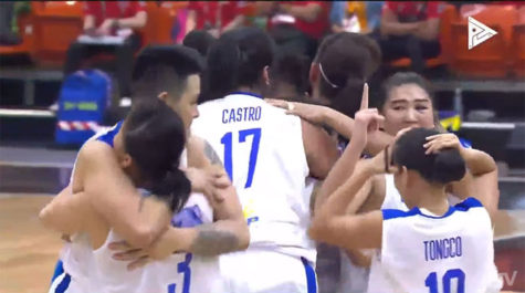 Perlas Pilipinas vs Thailand
