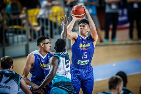 Kiefer Ravena - Chooks-to-Go Pilipinas