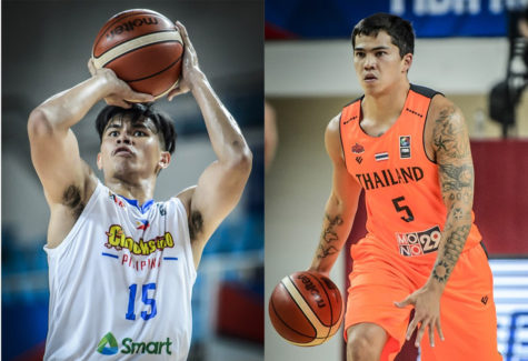 Kiefer Ravena vs Jason Brickman