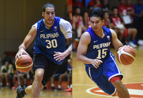 Christian Standhardinger or Kiefer Ravena