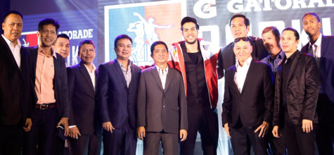 Christian Standhardinger No. 1 Pick by San Miguel