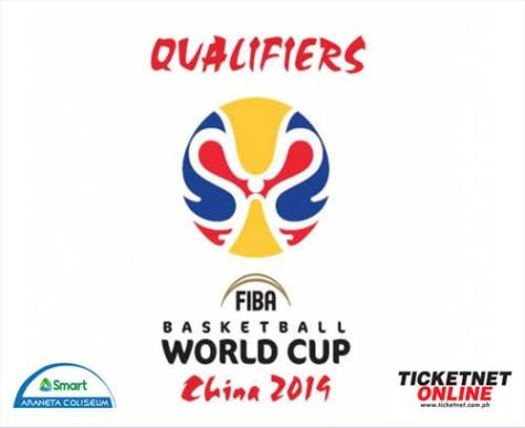 Gilas Pilipinas vs Chinese-Taipei FIBA WC Asian Qualifiers Tickets